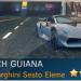 アスファルト8のシーズン9でクレジットを稼ぐ!Lamborghini Sesto Elemento編